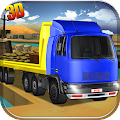 Truck Transporter Driving 3D 1.3 icon