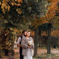 Wedding photographer Lesya Pominova (LesiaRayka). Photo of 14.10.2017