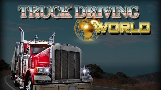 Truck Driving World