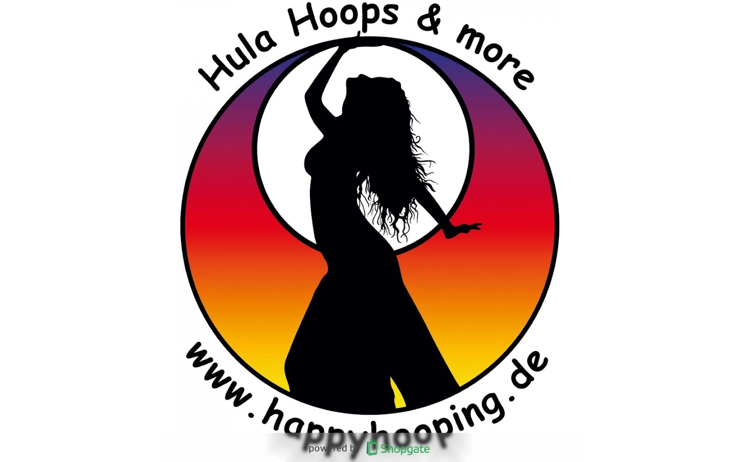 Happy Hooping- screenshot