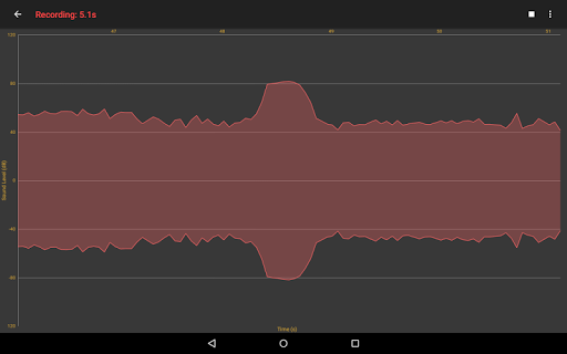 Android Sensors screenshot 11