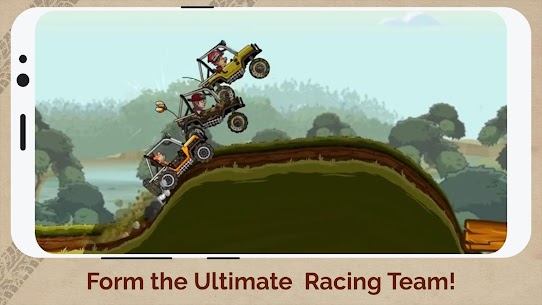 Hill Climb Racing 2 Apk MOD (Unlimited Money) 4