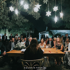 Wedding photographer Agustin Tessio (Tessioagustin). Photo of 14.02.2018