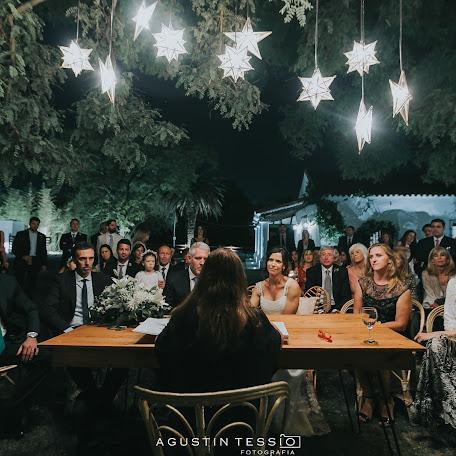 Fotógrafo de bodas Agustin Tessio (Tessioagustin). Foto del 14.02.2018