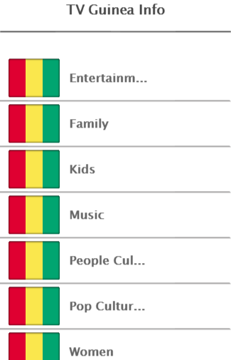 TV Guinea Info