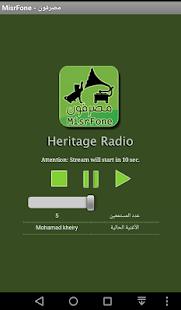 MisrFone Radio - náhled