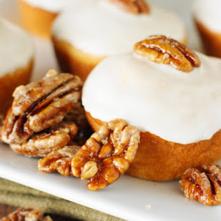 How to Make Candied Pecans (Printable recipe)
