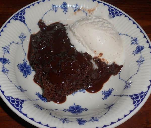 Crockpot Hot Fudge Cake Recipe