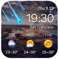 Best Galaxy Live Weather Widge 7.2.9.d_release icon
