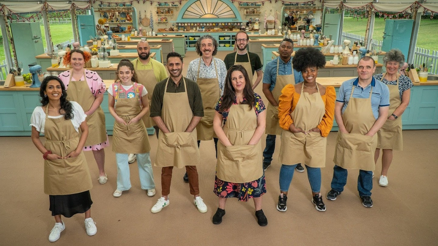 Watch The Great British Bake Off live