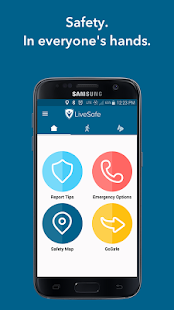 LiveSafe- screenshot thumbnail