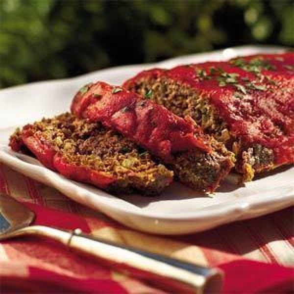 Southern Style Meatloaf Recipe