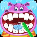 Children's doctor : dentist. icon