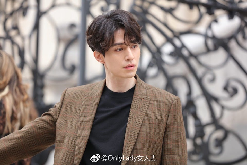lee dong wook givenchy