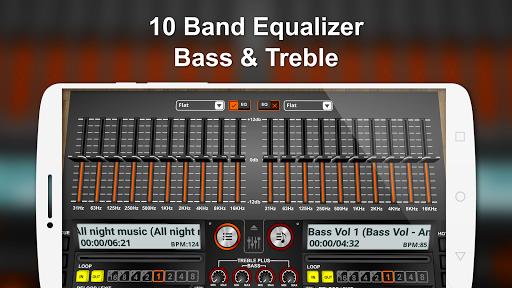 DiscDj 3D Music Player - Dj Mixer  screenshots 9