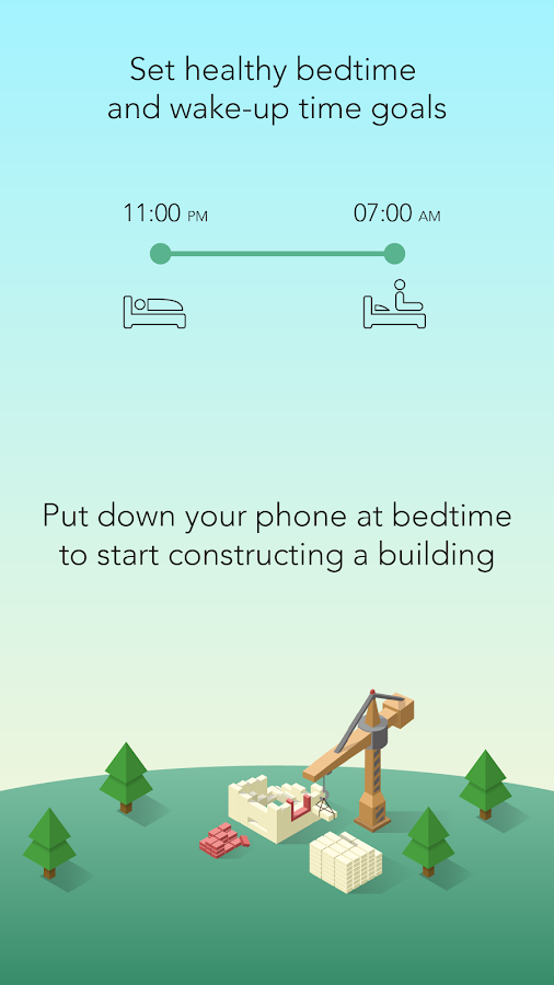 SleepTown: screenshot