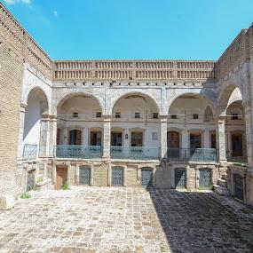 Erbil Citadel by Musaab Sami Al-Obeidy - Buildings & Architecture Public & Historical ( erbil citadel )