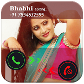Bhabhi Fake Call Prank