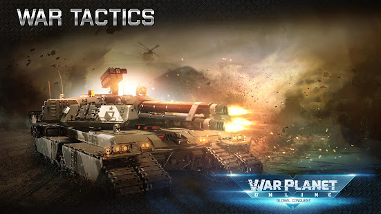 War Planet Online: Real Time Strategy MMO Game