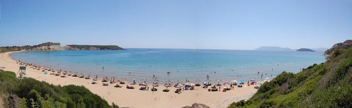 Photo: Gerakas beach [panorama]