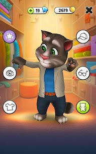 My Talking Tom Mod Apk 5.7.1.522 Download 9
