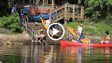 Video: Will floats his boat