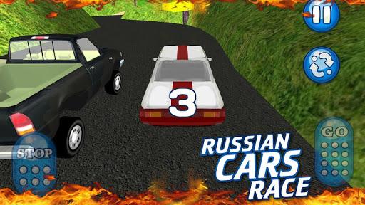 Russian Cars Race