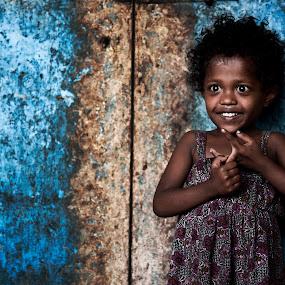 Blush!!!! by Saravanakumar Thangavelu - Babies & Children Children Candids ( blush )