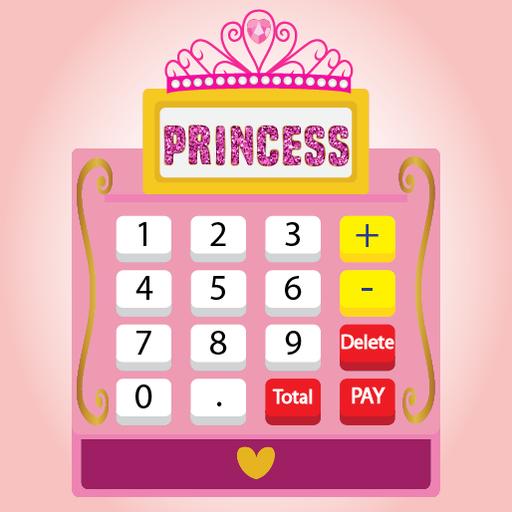 Princess Cash Register Full