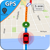 GPS Offline Map, Smart Route Planner