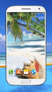 Tropický Ráj Živé Tapety HD - náhled