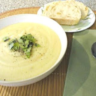 Cauliflower Potato Leek Soup Recipes