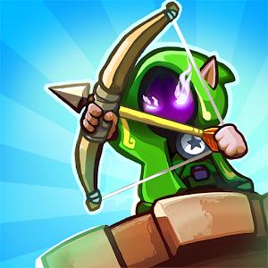 King Of Defense: Battle Frontier v1.3.45 MOD APK Unlimited Diamonds