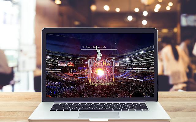 Wrestlemania HD Wallpapers WWE Theme