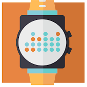 Binary Watch Face For Geeks!
