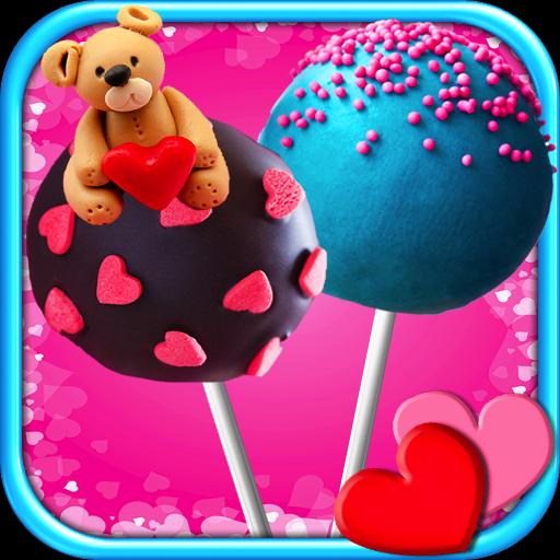 教育App|Cake Pops Valentines Day FREE LOGO-3C達人阿輝的APP