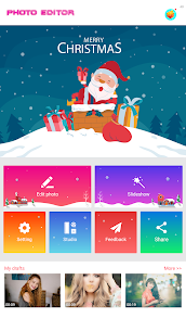 Photo editor & Music video maker 1