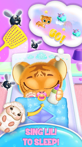 Baby Tiger Care - My Cute Virtual Pet Friend apkpoly screenshots 6