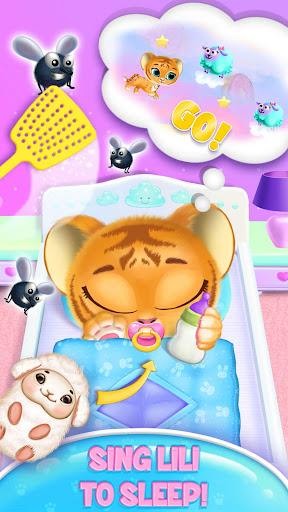 Baby Tiger Care - My Cute Virtual Pet Friend apktram screenshots 6