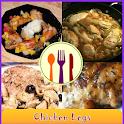 Chicken Legs Recipes icon
