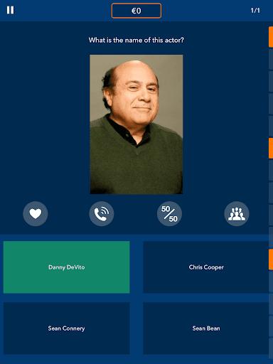 Millionaire Movies Quiz screenshot 6