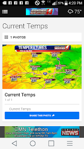 EyewitnessWeatherPA screenshot 2