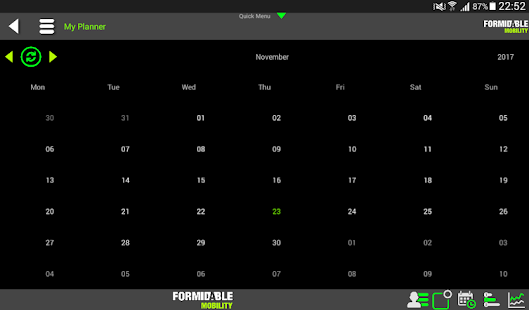 Formidable Mobility for PC / Windows 7, 8, 10 / MAC Free