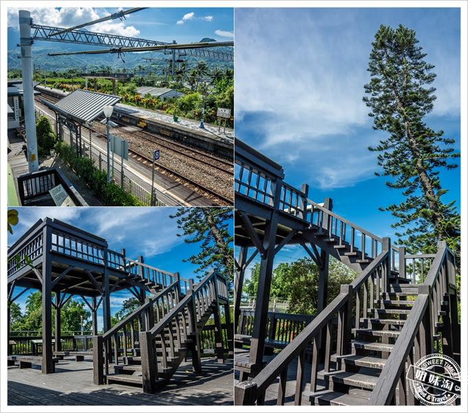 山里車站景觀台