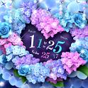 Hydrangea LiveWallpaper icon