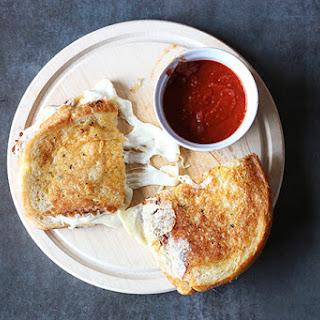 Insane Grilled Cheese Sandwich.