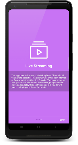 LiveTV HD - An IPTV player for Entertainment 24/7 hack tool