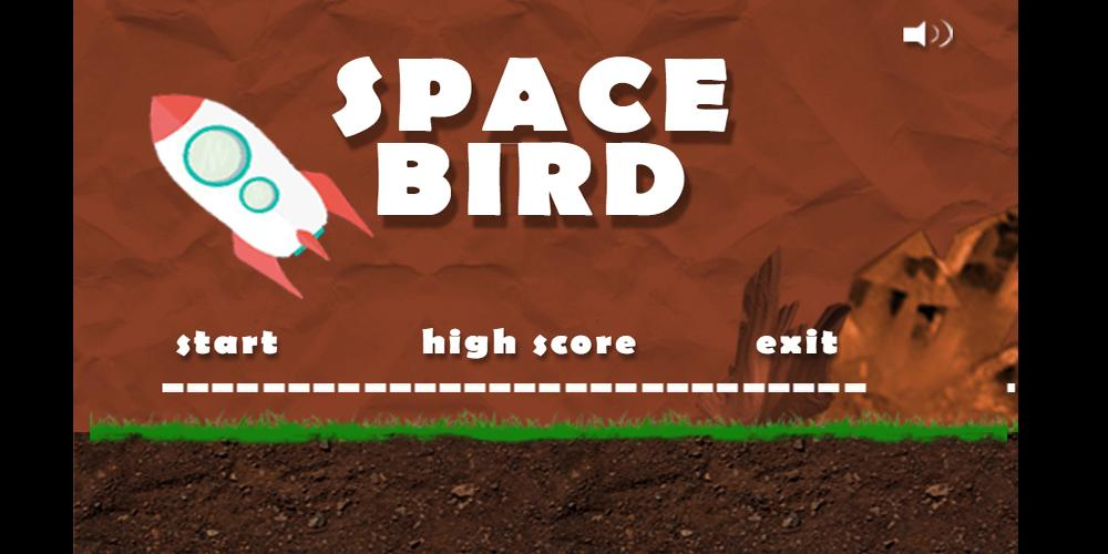Space Bird- screenshot