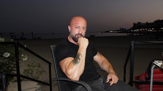 Claudio Szabo, seguridad privada y experto en temas de okupación de vivivendas.