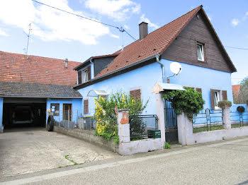 maison à Lingolsheim (67)